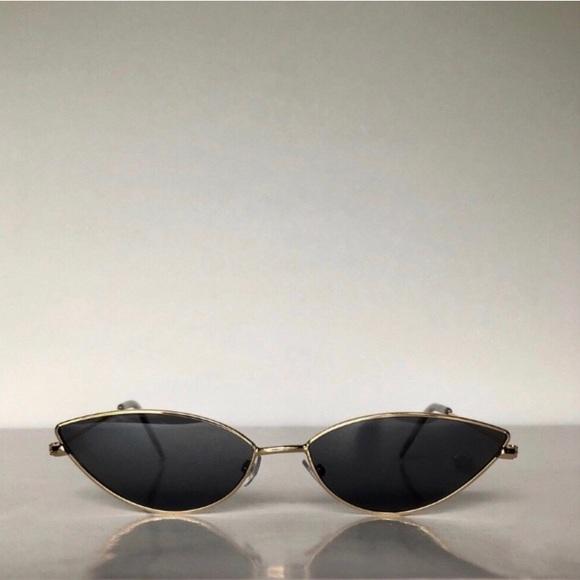 Accessories   Slim Frame Wired Cat Eye Sunglasses   Poshmark